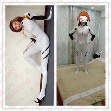 Neon Genesis Evangelion COS Costumes NGE Evangelion Eva Rei Ayanami catsuit Cosplay Costume