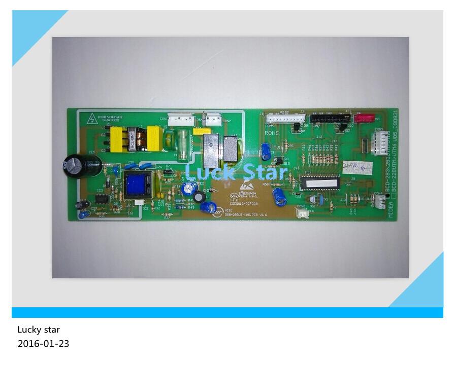 95% new Midea refrigerator pc board motherboard control board BCD-283UTM 228UTM-MD BCD-228UTM6 sale