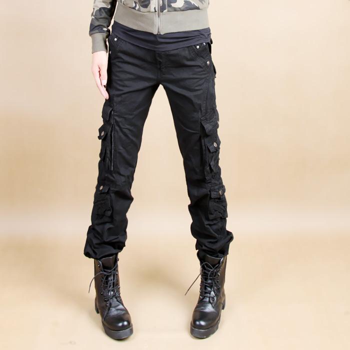 Model Dickies Women39s Premium Cotton Cargo Pant  Plus Size  DKFPW337