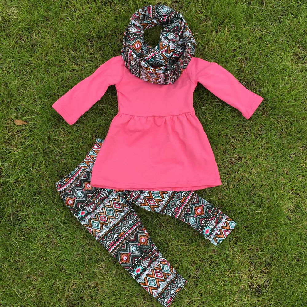 Aliexpress.com  Buy FALL OUTFITS Persnickety Girls 3 Pieces Sets Girls Pant Sets Girls Boutique ...