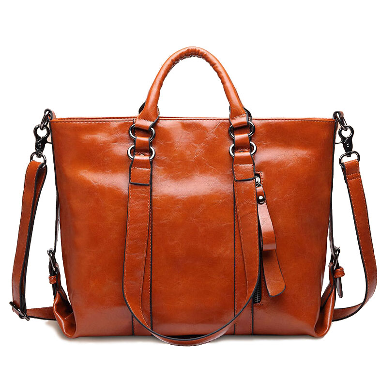 2015 Genuine Leather bags for women fashion handbag women famous brands shoulder bag high quality women messenger bag V8G56(China (Mainland))