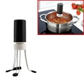 1pcs 3 Speeds Cordless Stir Stick Crazy Blender mixer Automatic Hands Free Kitchen Utensil Auto Stirrer