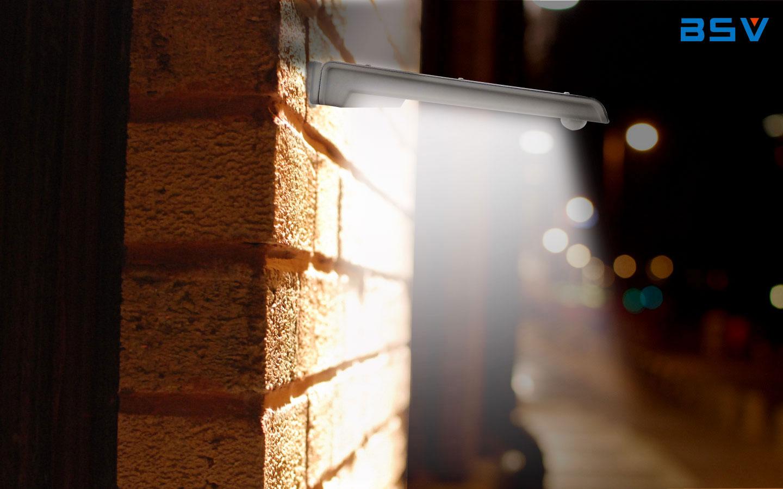 Solar Power Saving 25LED Garden Yard Roadside Wall Motion Sensor PIR Induced Infrared Security Light Waterproof free shipping