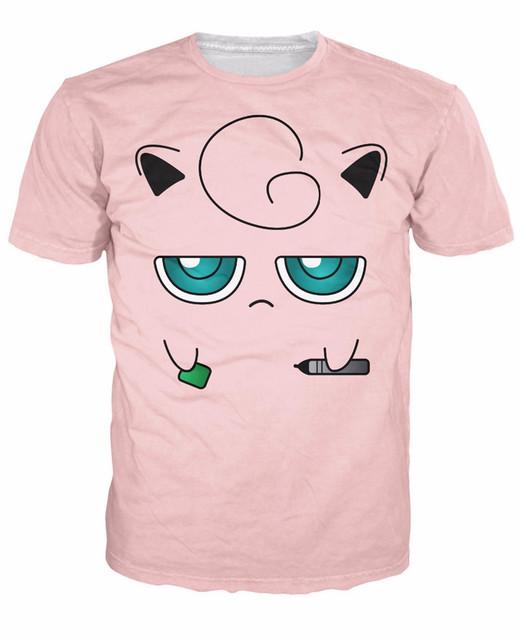 Pokemon t-shirts