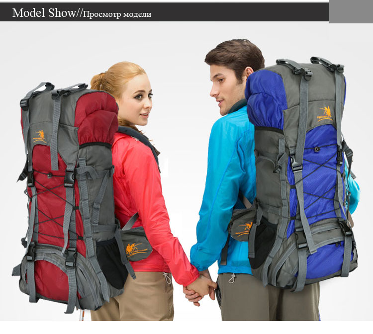 Hiking backpack 60 bagpack cheap backpack