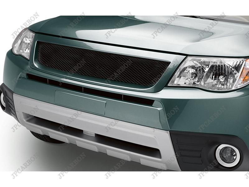 Здесь можно купить  Unpainted Fiberglass Front Mesh Grill Grille for 2009-2013 Subaru Forester 2010 2011 2012  Автомобили и Мотоциклы