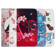 Buy Luxury Painted Flower Flip PU Leather Stand Wallet Case Cover LG Nexus 5 E980 D820 D821 Google Nexus 5 Mobile Phone Cases for $4.20 in AliExpress store