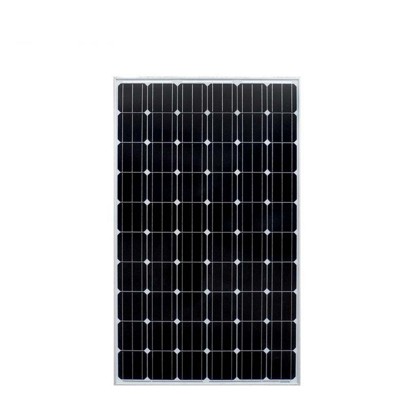 monocrystalline solar panel 24V 250W solar energy board solar module for home camping paneles solares fotovoltaicos off grid(China (Mainland))