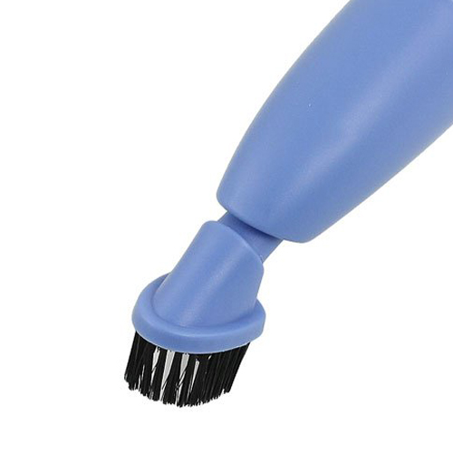 Newest Arrive Laptop PC Keyboard USB Mini Vacuum Cleaner Dust Collector Blue(China (Mainland))