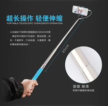 top sale self stick Thanks TSS02 Monopod cabo de selfie bluetooth shipping from shenzhen to Russia