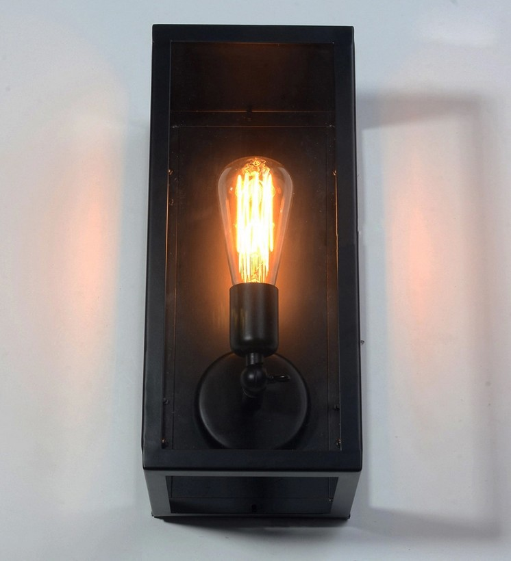 Wall Sconce Bulb Cover : light slim Picture - More Detailed Picture about Wall Sconce Clear Class cover Outdoor Wall ...