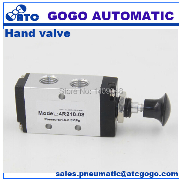 1 8 Manual Pull Air Valve : Aliexpress buy gogo way position pneumatic air