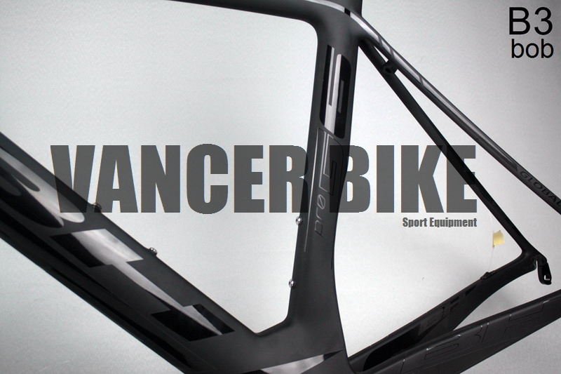 Factory Model BH G6 carbon road bike frame carbon racing bicycle track bike frame BSA/BB30 Are available color B3 bob(China (Mainland))