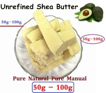 PURE Essential Oil ORGANIC Natural Unrefined Shea Butter  Fresh Import From Netherlands New 2016(China (Mainland))