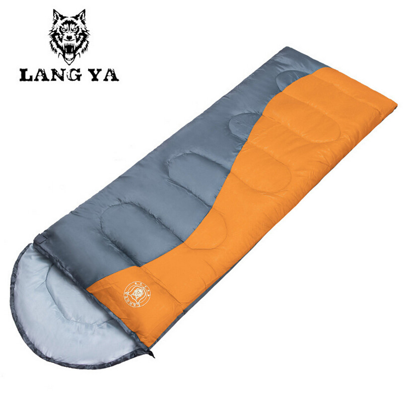 210*75cm sleeping pad for tents, travelling sleeping bag, cotton sleeping bag for spring and Autumn