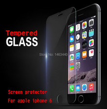 Protective thin film For apple iphone 6 Screen protector plus 5.5 Tempered Glass for cell phones free shipping Russia brazil