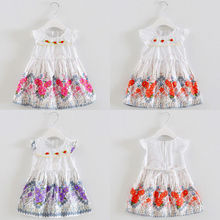 Buy Children Kid Costume Dresses Flower Girls Kids Toddler Baby Princess Party Pageant Wedding Tulle Tutu Dress for $2.83 in AliExpress store