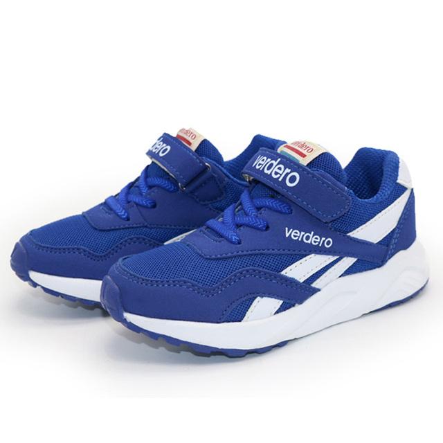 2016 новый бренд детей свободного покроя обувь мода искусственная кожа детей спортивная ...