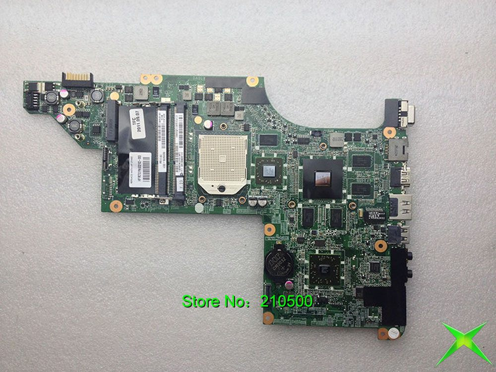HOT! 603939-001 For HP Pavilion DV6 DV6-3000 laptop motherboard with AMD chipset HD5650,100%tested(China (Mainland))