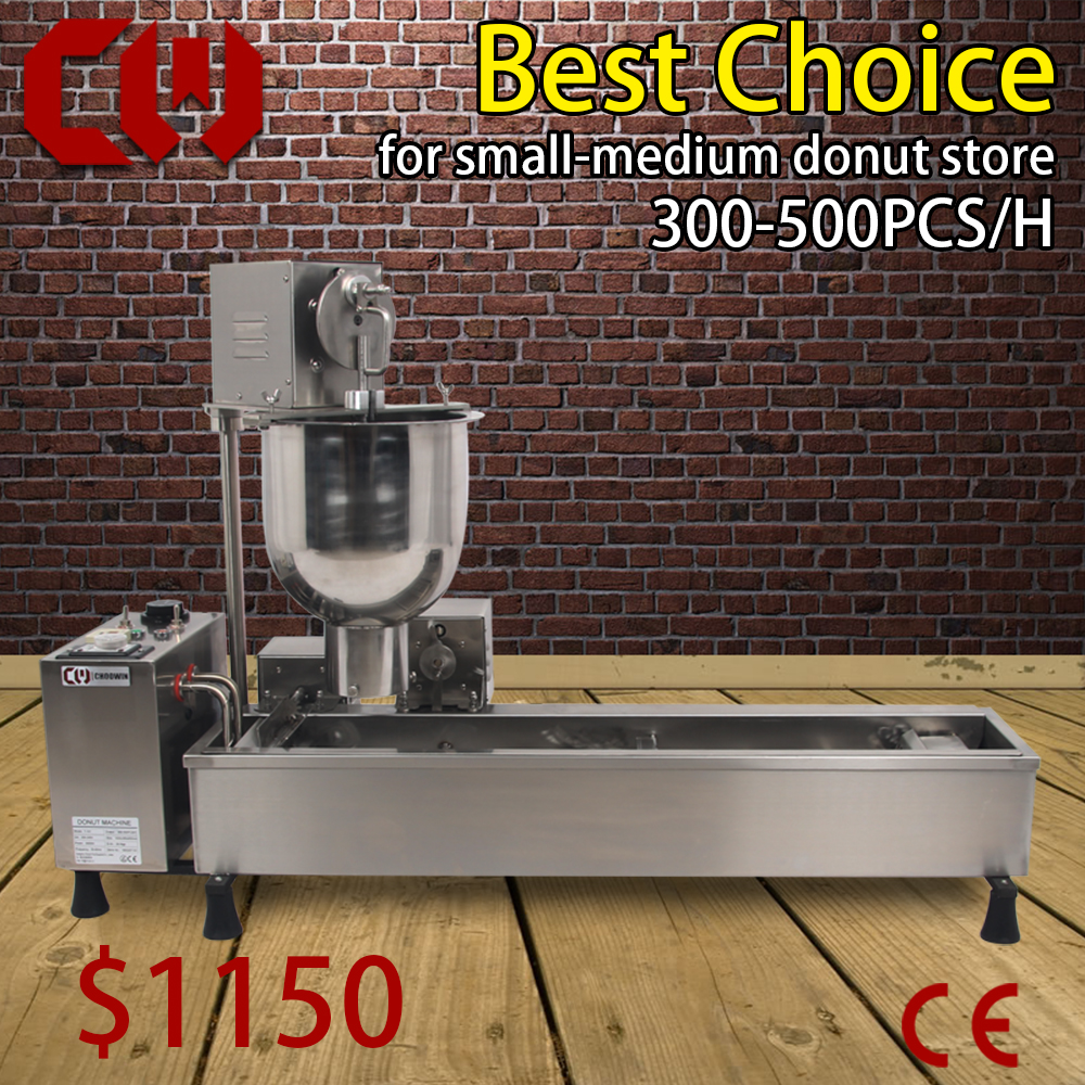 Commercial automatic donut machine_large output donut maker_donut making machine<br><br>Aliexpress