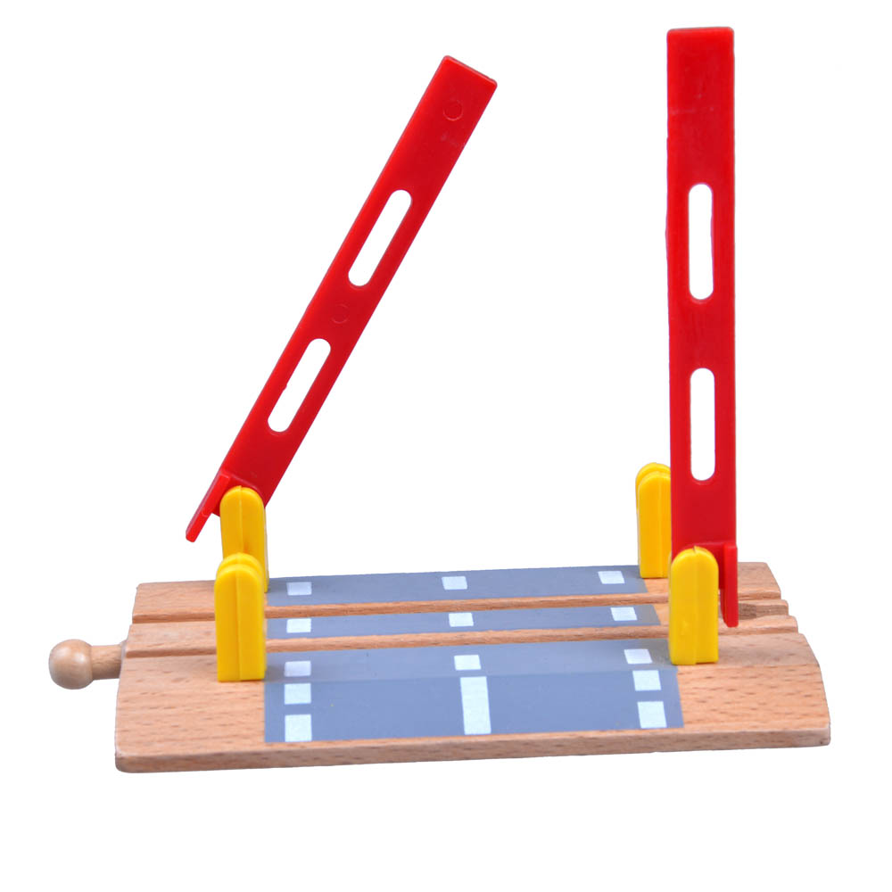 New coming wooden baby vehicle toys Tomas and Friends railway train Traffick Track set(China (Mainland))