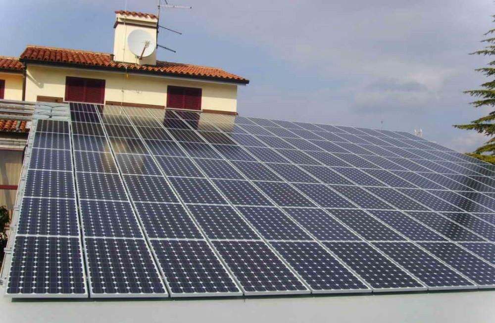 Grid Tie Solar System 12kw Home Solar Generaror Includes
