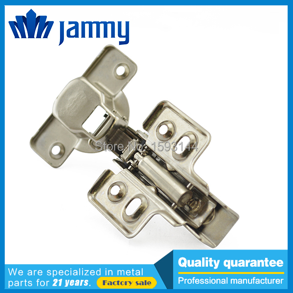 2 pcs free shipping stainless steel 2015 new embed hinges,soft close carbinet cupboard door hinges(China (Mainland))