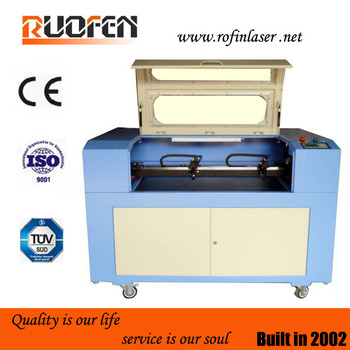 Discount!! laser glass engraving machine with rotary attachment