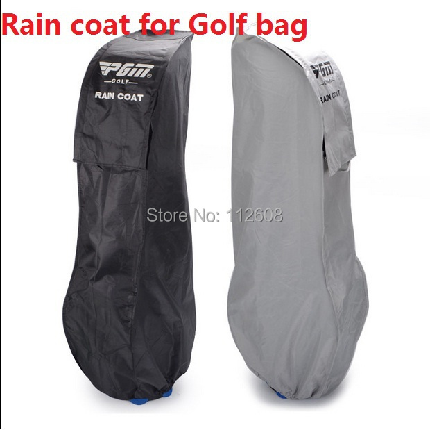 Free shipping Raincoat for Golf bag dust proof cover rainproof coat golf bag cover(China (Mainland))