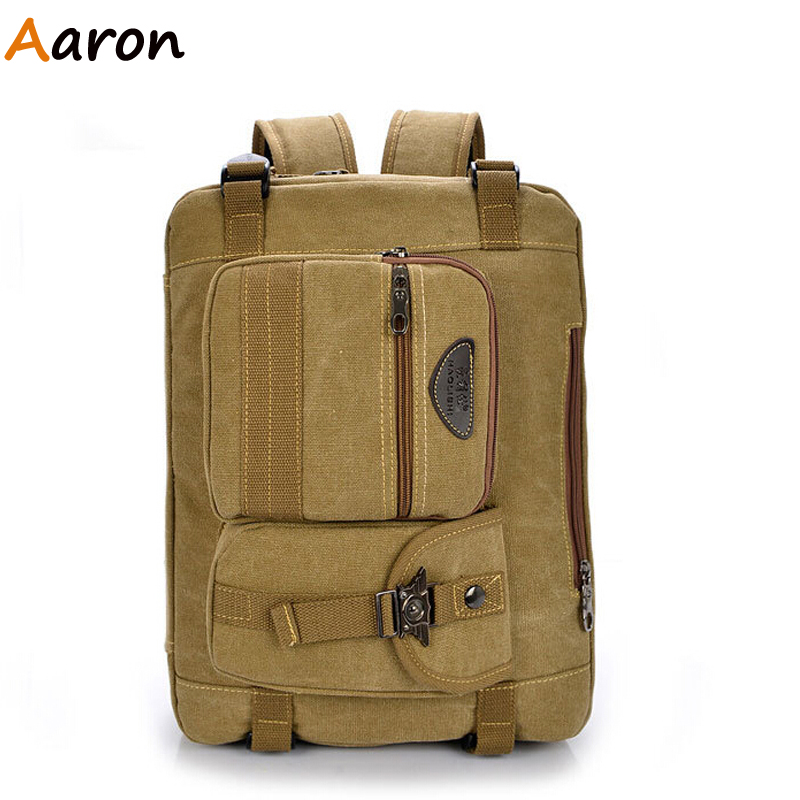 Aaron- European and American Style Military Tactical Backpack Men Large Canvas Shoulder Bag Hiking Camping Backpack mochila 2015<br><br>Aliexpress