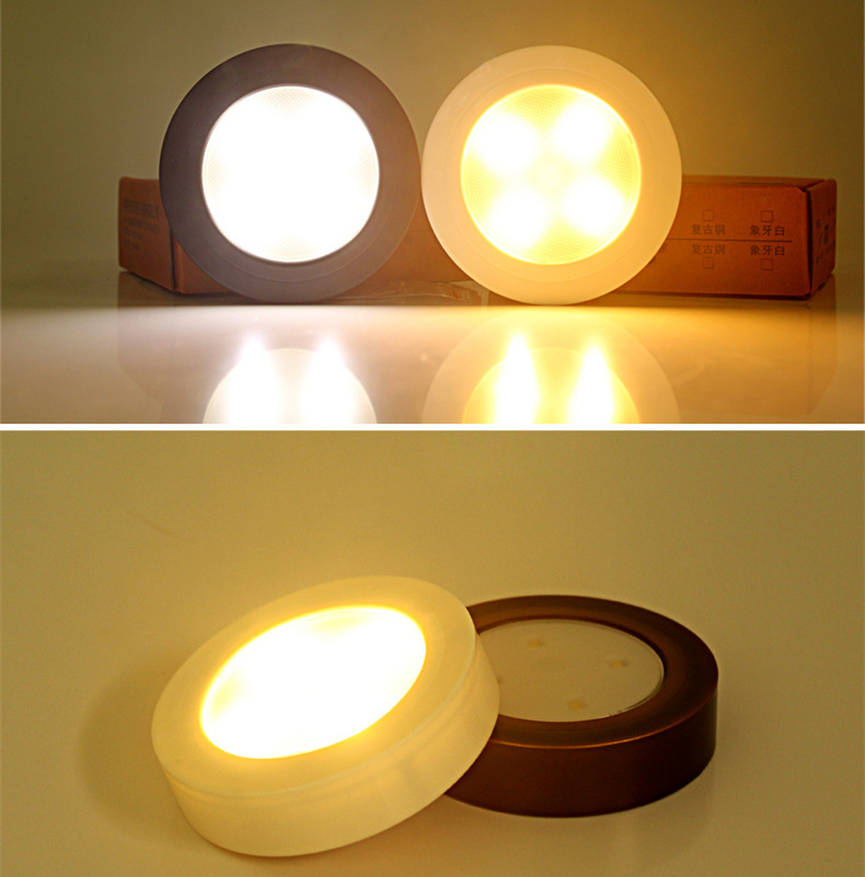 Super bright led novelty switch eye-lamp small night light showcase wardrobe lights decoration spotlights<br><br>Aliexpress