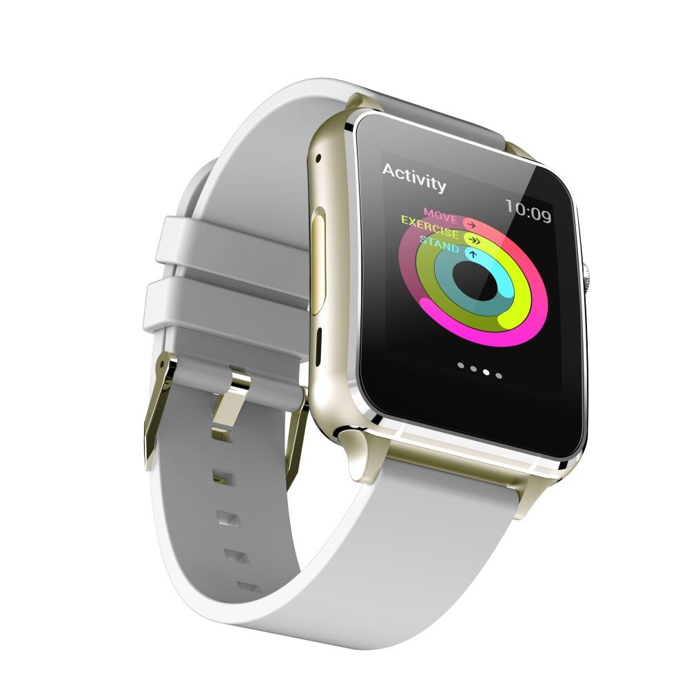 Heart Rate Monitor Smart Men's Watch ZW31 Smartwatch With SIM Card Slot Wristwatch Reloj Inteligente Sport Clock 300W Camera Mp3(China (Mainland))