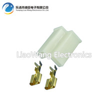 Buy 5pcs 2 Pin PA66 Auto Connector Fuel Nozzle Plug Housing Connector Electrical Wiring connectors Wire Clip Connector DJ7021-6.3-21 for $3.58 in AliExpress store