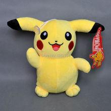 """Free Shipping EMS 30/Lot  Pokemon Plush Doll figure Pikachu Toy 9""""(China (Mainland))"""