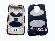 Buy Free 2014 new 2 in1 tpu+silicone robot stent case Samsung Galaxy S5 SV i9600 100pcs/lot for $344.00 in AliExpress store