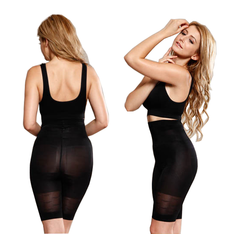 TV Products Hot Beauty Slimming Pants Shaper Pants Waist Body Trainer Shaper Underwear Estetica Corporal Thigh Slimming Stomach(China (Mainland))
