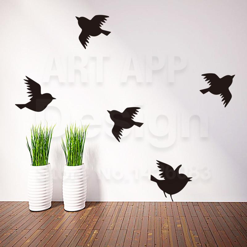 Zwaluwen vinyl muur promotie winkel voor promoties zwaluwen vinyl muur op - Nieuwe ontwerpmuur ...