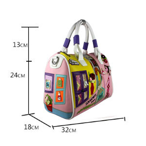 aaad0db7dd cute Prouence style Bag Perfume Lovely girl Handbag – prettybag.net