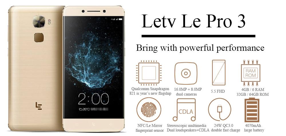 Letv Le Pro 3