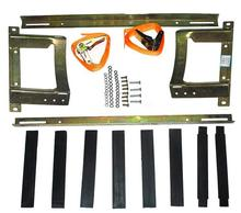 Safety Brackets with Ratchet belt for LPG or CNG Cylinders(China (Mainland))