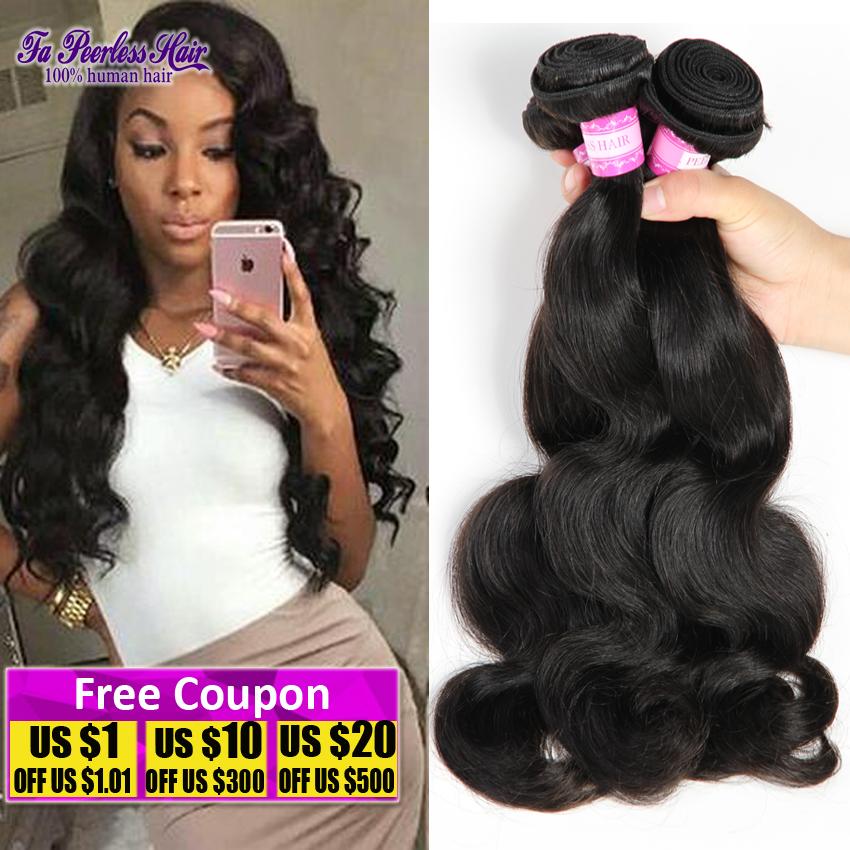 Brazilian Body Wave Virgin Hair 4Pcs Lot Virgin Brazillian Wet And Wavy Human Hair Remy Hair Bundles King Hair Cheveux Humain(China (Mainland))