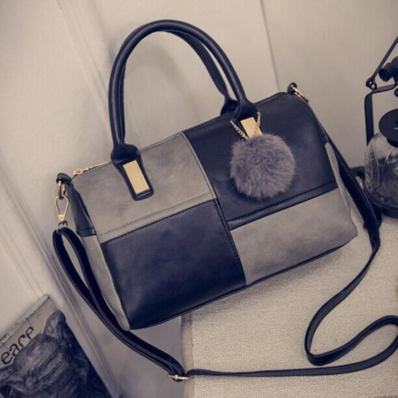 new casual small patchwork pillow handbags hotsale women evening clutch ladies party purse famous brand shoulder crossbody bags(China (Mainland))