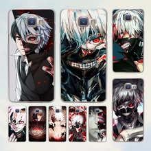 Buy Anime Tokyo Ghoul Kaneki Ken design hard transparent Case Samsung Galaxy A7 A5 2017 A8 A9 A3 A5 2016 for $1.50 in AliExpress store