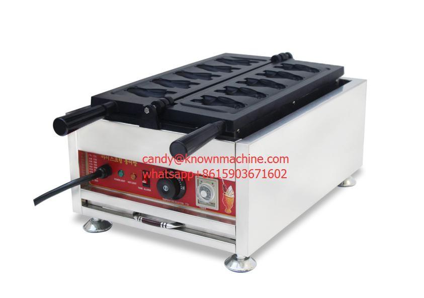 220v animal waffle machine
