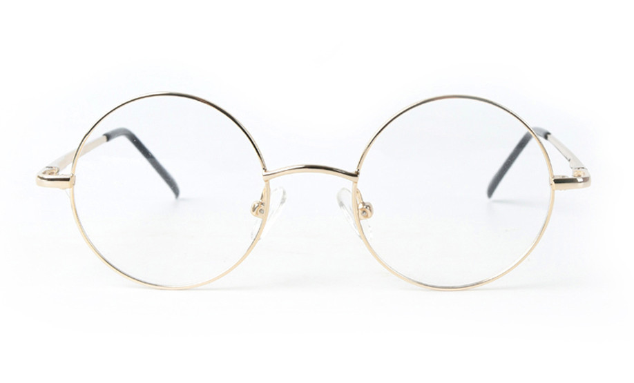 42mm Size Retro Vintage Eyeglass Frame Glasses Harry ...