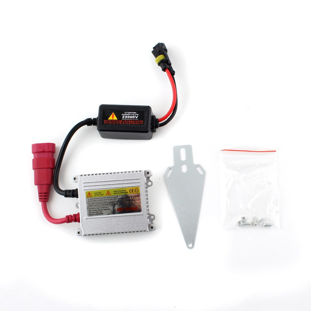 Wholesale price H1 H3 H7 H8 35W Slim HID Replacement Ballast Xenon Conversion Kit Universal(China (Mainland))
