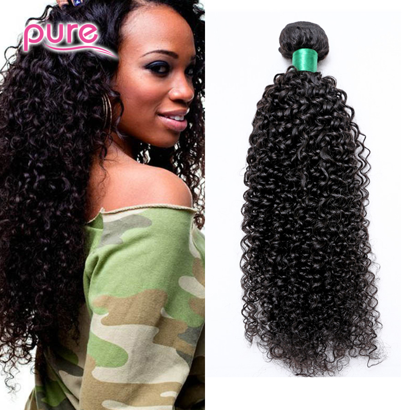 Queen Hair Products Indian Afro Kinky Curly Virgin Hair Bundles Hot Indian Curly Hair 4Bundles Curly Weave Human Hair Extensions