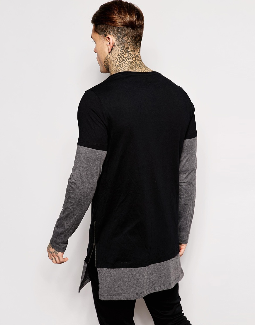 Shop the Latest Collection of Long Sleeve T-Shirts for Men Online at smashingprogrammsrj.tk FREE SHIPPING AVAILABLE! Longer Length (2) Thermal (1) V-Neck (9) Sleeve Length Levi's® Men's Graphic-Print Long Sleeved T-Shirt.