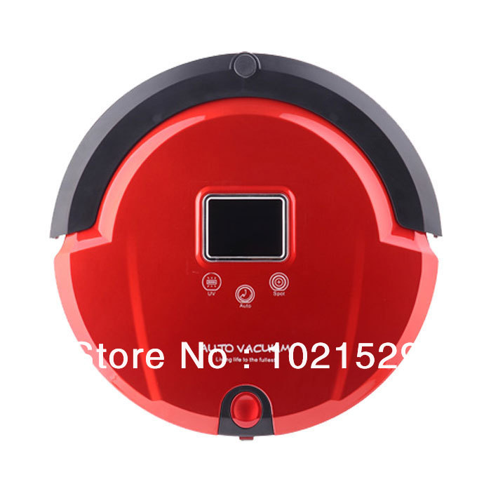 Ultra-thin Intelligent Fully-automatic Household Robot Vacuum Cleaner A320 Sweeper Mopping The Floor Machine(China (Mainland))