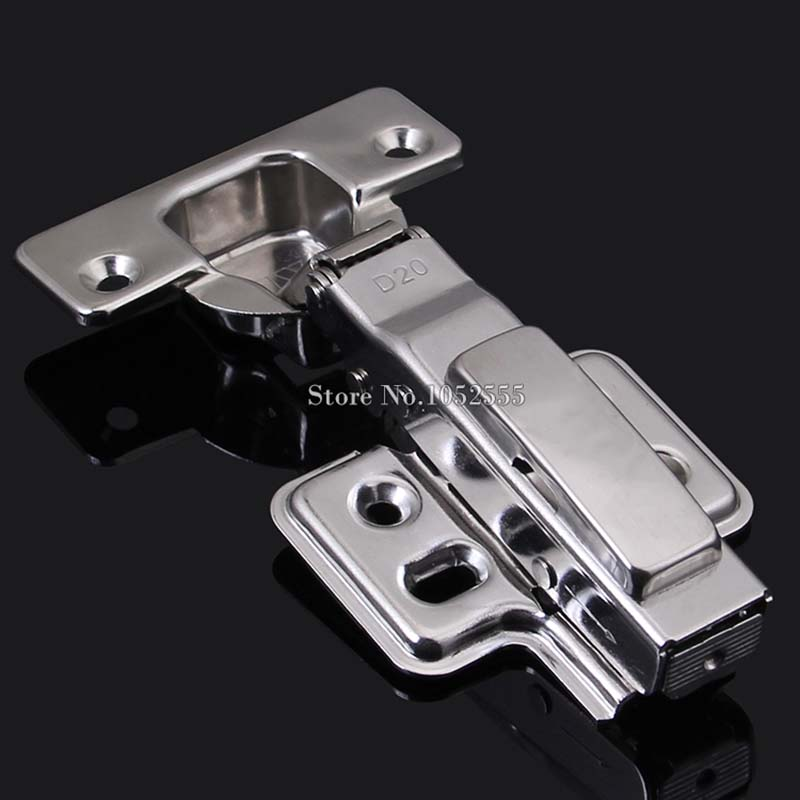 High Quality Buffer Hydraulic Kitchen Cabinet Hinges Full Overlay/Half Overlay/No Overlay Furniture Cupboard Door Hinge K129(China (Mainland))